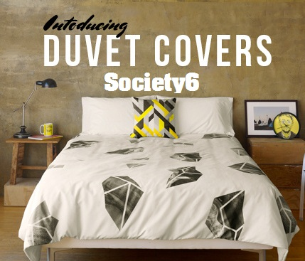 society6 duvet covers review and sale