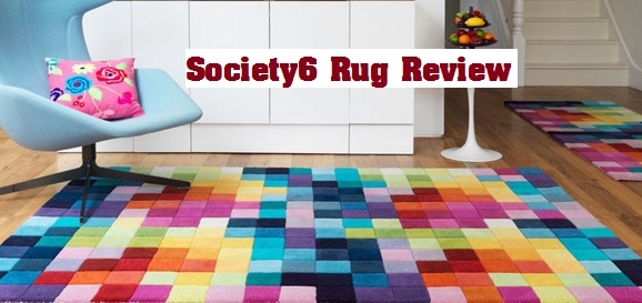 Society6 rug review should you buy it society6 coupon for Society 6 promo code