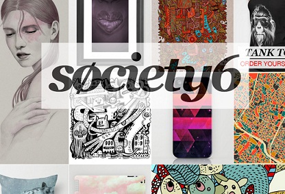 best rated society6 prints and iphone cases