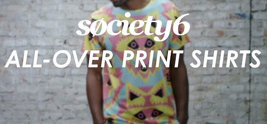 society6 tshirt and hoodies review