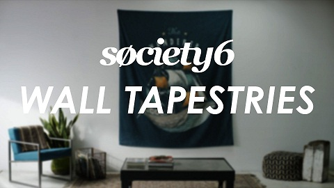 Society6 Tapestry Review